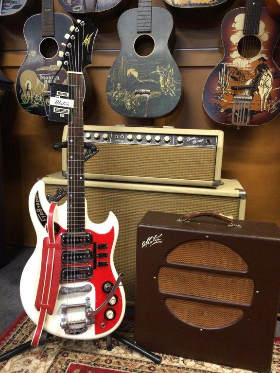 guitars Matts vintage