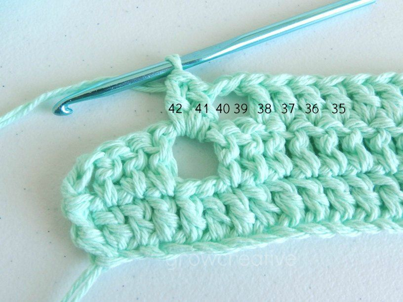 Mint Crochet Rug Tutorial and Pattern | crochet patterns | Pinterest