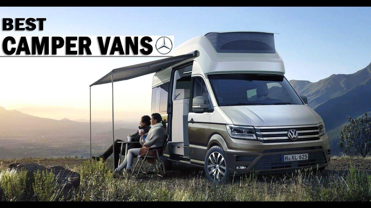 Top 10 Best Camper Vans Of 2018 Latest Class B Motorhomes