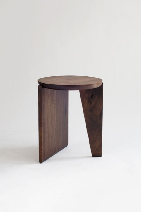 Wu Side Table Stool Egg Collective At Home Furniture Store