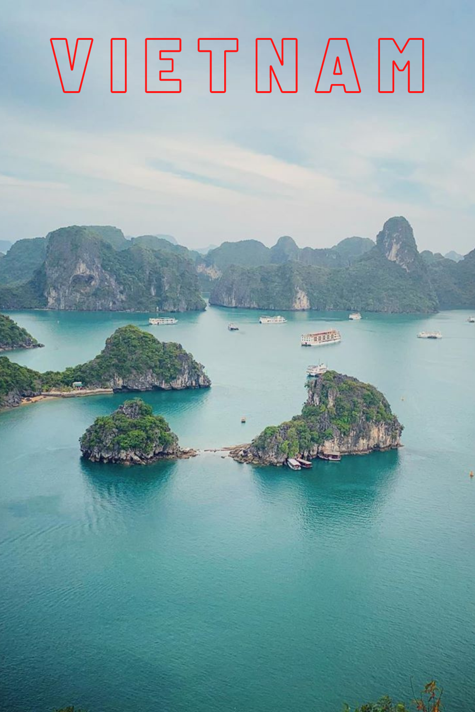 Attraction Vietnam Tourist Spots