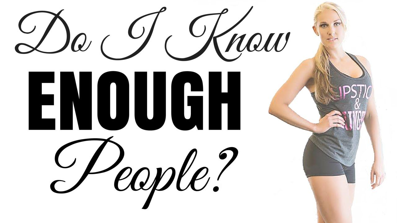 Do I Know Enough People? Beachbody Coach | Beachbody coach ...