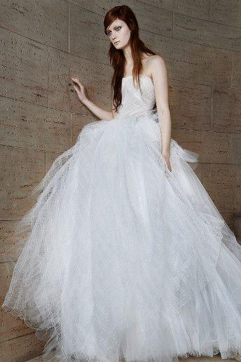 Vera Wang 2015 bridal collection | 2015 wedding dresses, Bridal ...