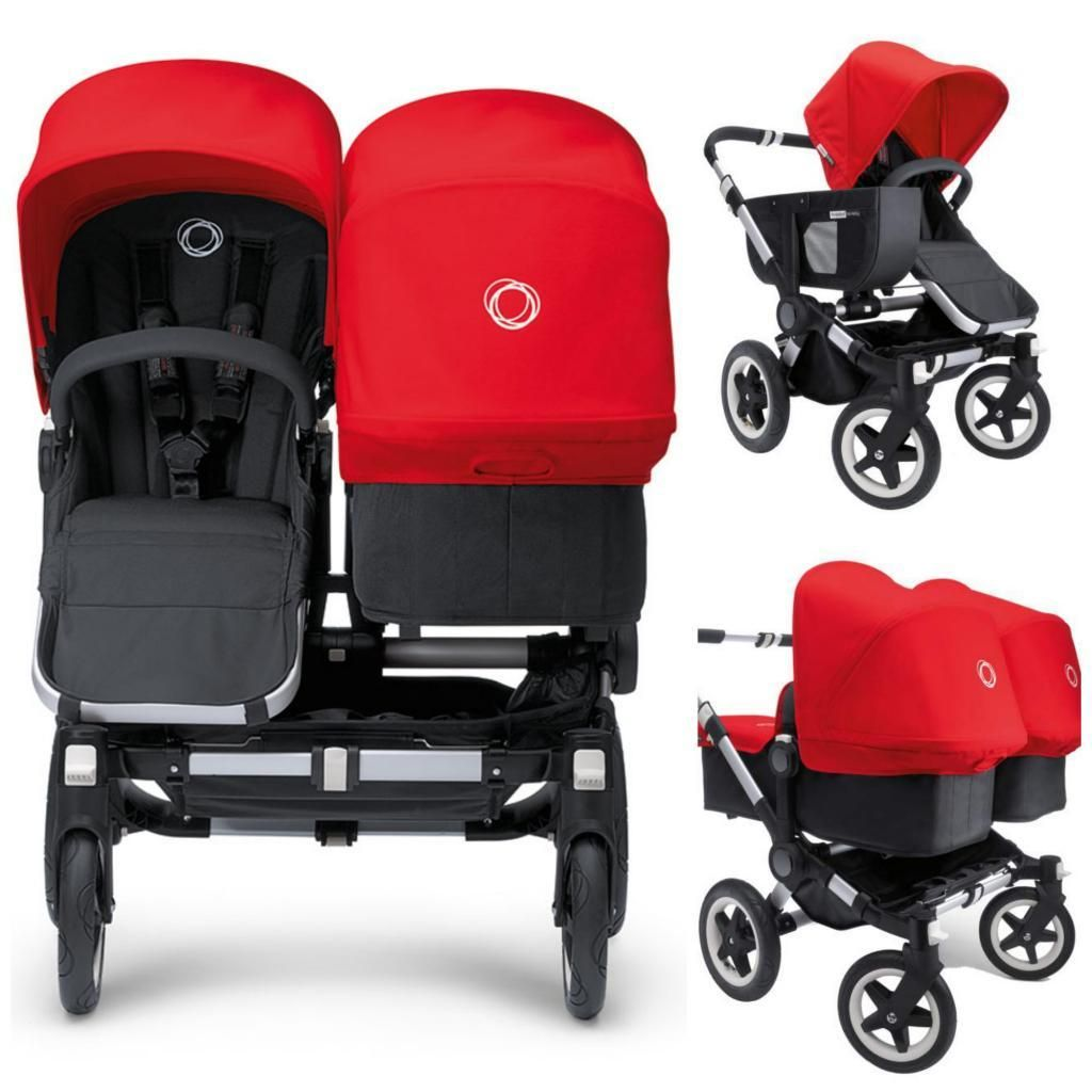 Cool Mom Picks top post: best double stroller from Bugaboo