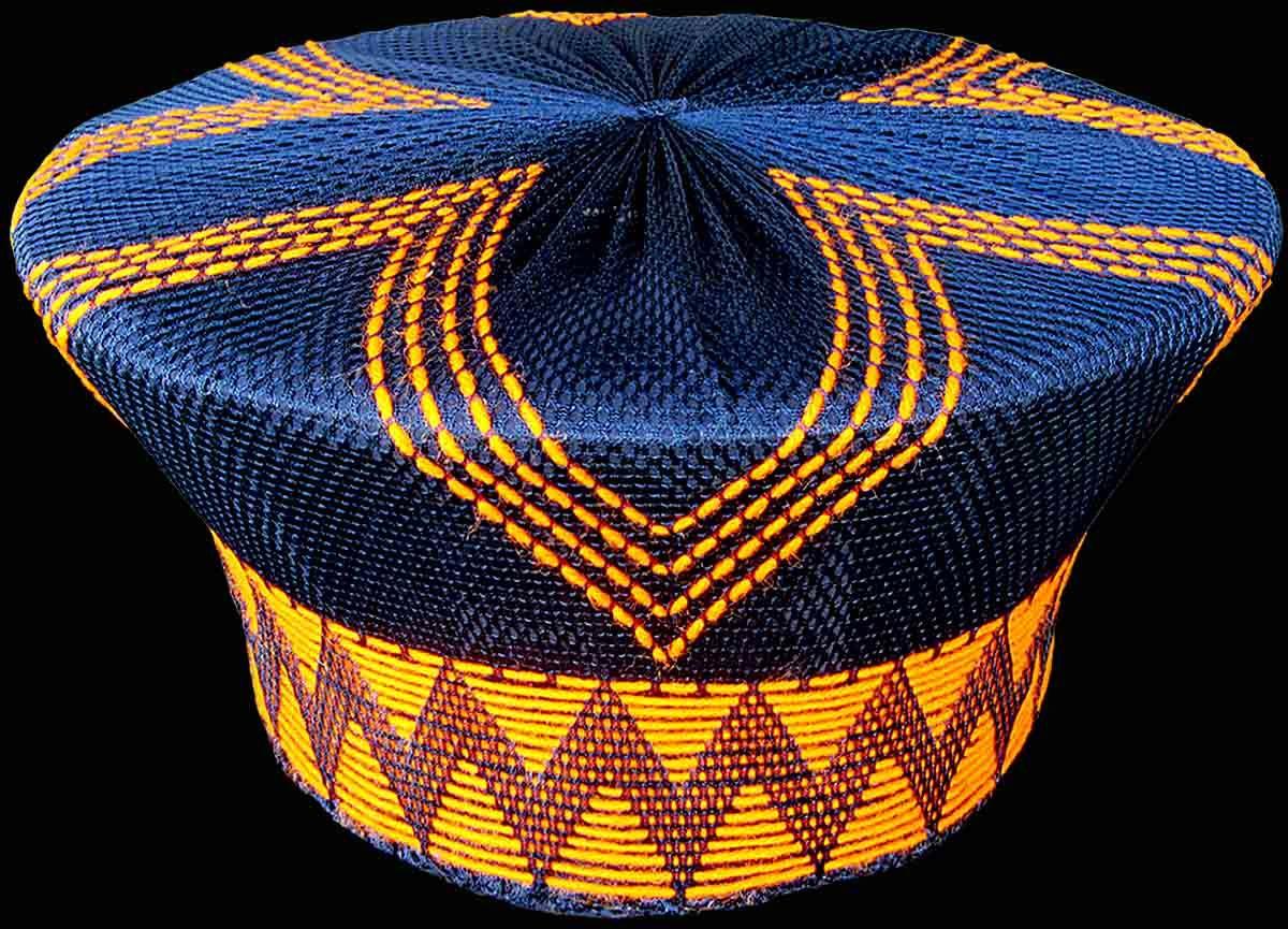 Zulu Hats From Kwa Zulu Natal, South Africa. African