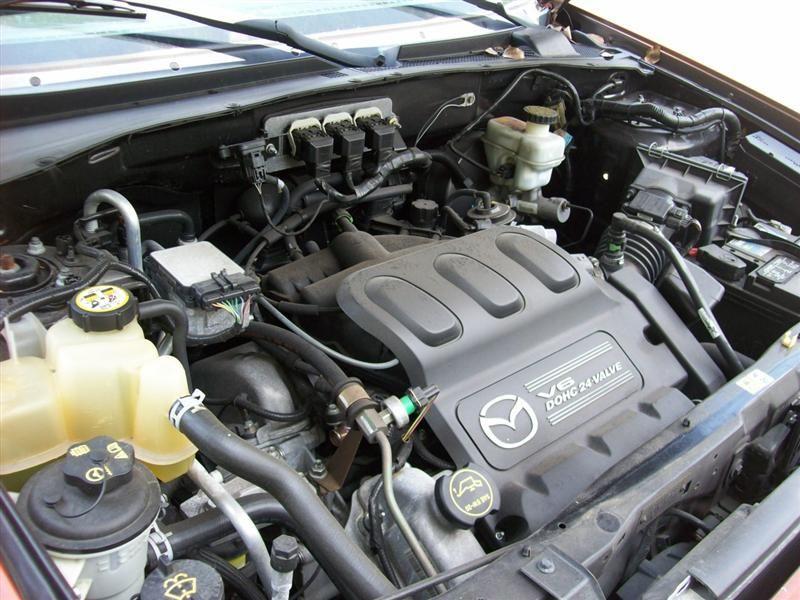 2005 Mazda Tribute #Used #Engine: Description: Gas Engine ...