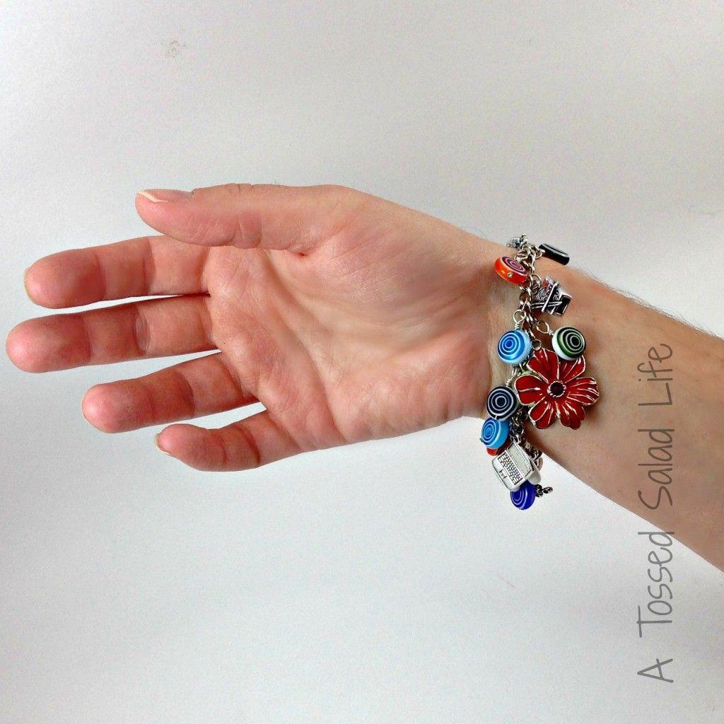 A Tossed Salad Life Big Bang Theory Charm Bracelet Jewelry Rockpaperscissorslizardspock Geek Pinterest
