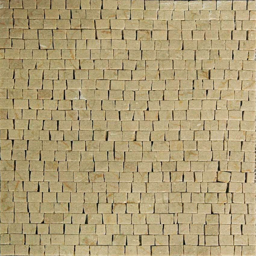Decorative Stone Tiles Kour Plain Sheet Mosaic Marble Tiles Stone Floor Wall Mural