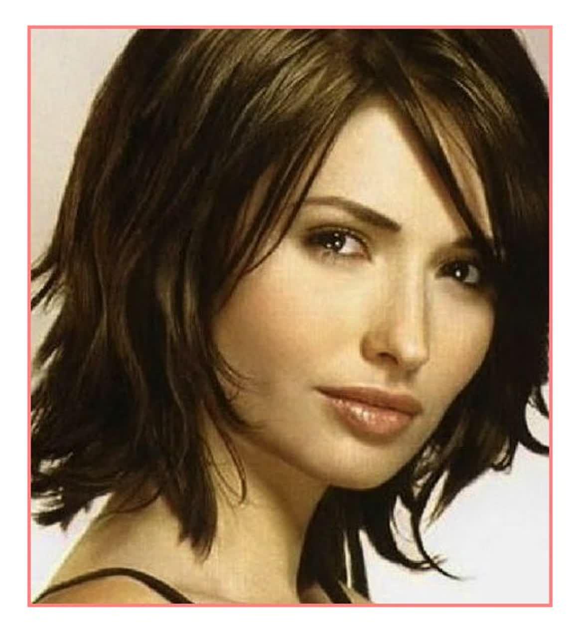 popular haircuts womens medium