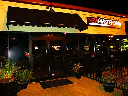 New Amsterdam Bar And Restaurant Peoria Il