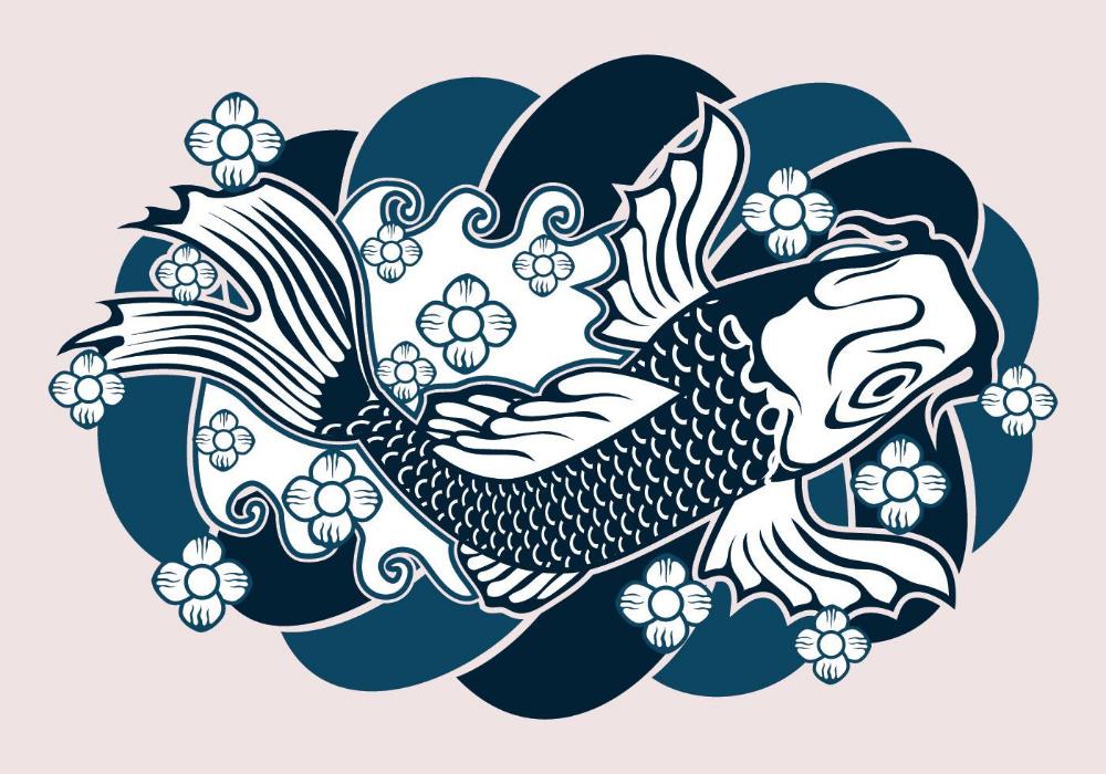 Japanese Tattoo Design In 2020 Japanese Tattoo Designs Vector Art Japanese Tattoo