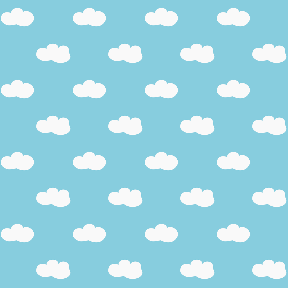 Free digital fluffy clouds scrapbooking papers for Paper design wallpaper