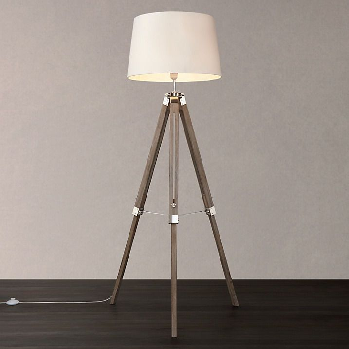 Jaques Tripod Wood Floor Lamp On Gumtree Jacques Tripod Floor Lamp Unique Wood Tripod Base And