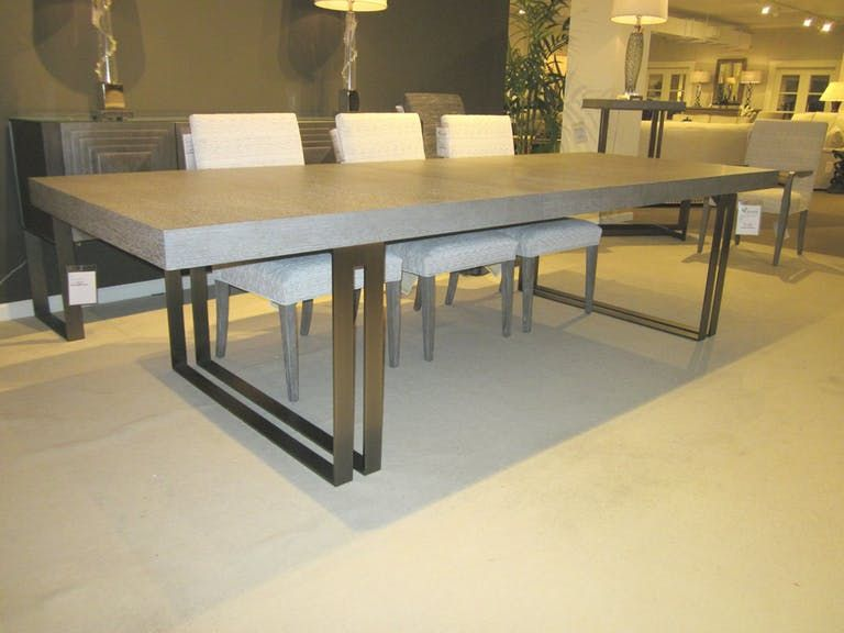 Bernhardt Furniture Mosaic Dining Table 373 224 Clearance