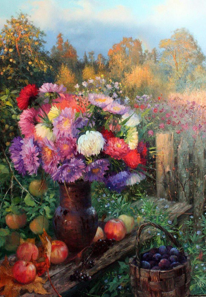 Vladimir Zhdanov: biography and paintings of the artist 63