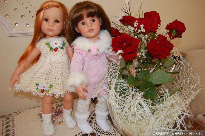 Басырова Зоя / Ямогу. Каталог мастеров и авторов кукол, игрушек, кукольной одежды и аксессуаров / Бэйбики. Куклы фото. Одежда для кукол