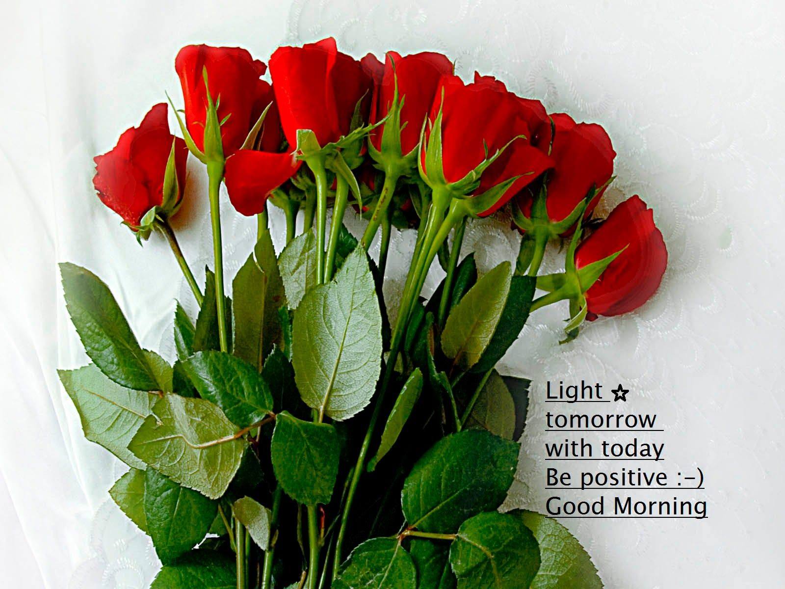 Good Morning Quotes With Roses You can get