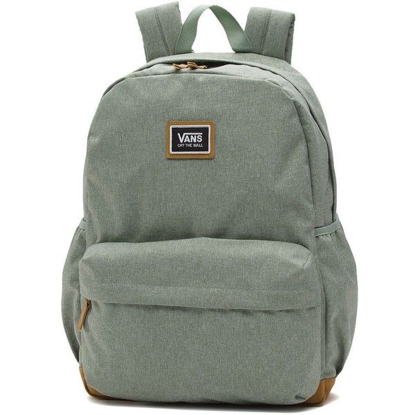 3dd36dac7c Vans Realm Plus Backpack ( 48) ❤ liked on Polyvore featuring bags ...