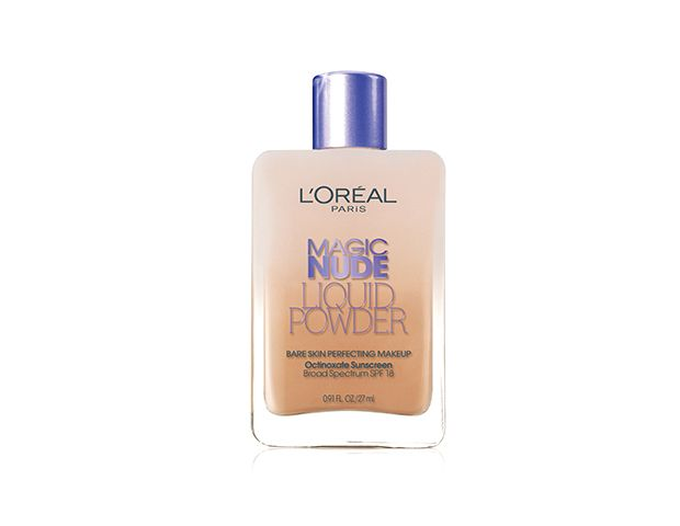 @Margaret Byrd Beauty - The Best Foundation  The clear winner in the drugstore foundation category is L'Oreal Magic Nude Liquid Powder Foundation ($13), which Nelson compared to Giorgio Armani's cult-status Maestro ($62).