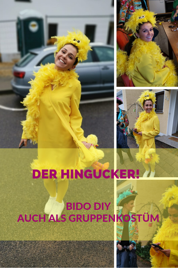 Photo of Unser Bibo-Kostüm