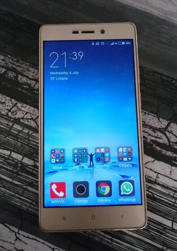 #Revisión y Opinión del smartphone Xiaomi Redmi 3, excelente teléfono | Infosertec
