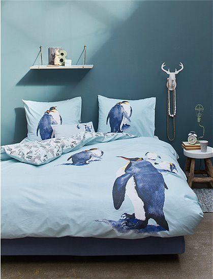 Pinguin Bettwa Sche Von Covers Co Pinguin Bettwasche