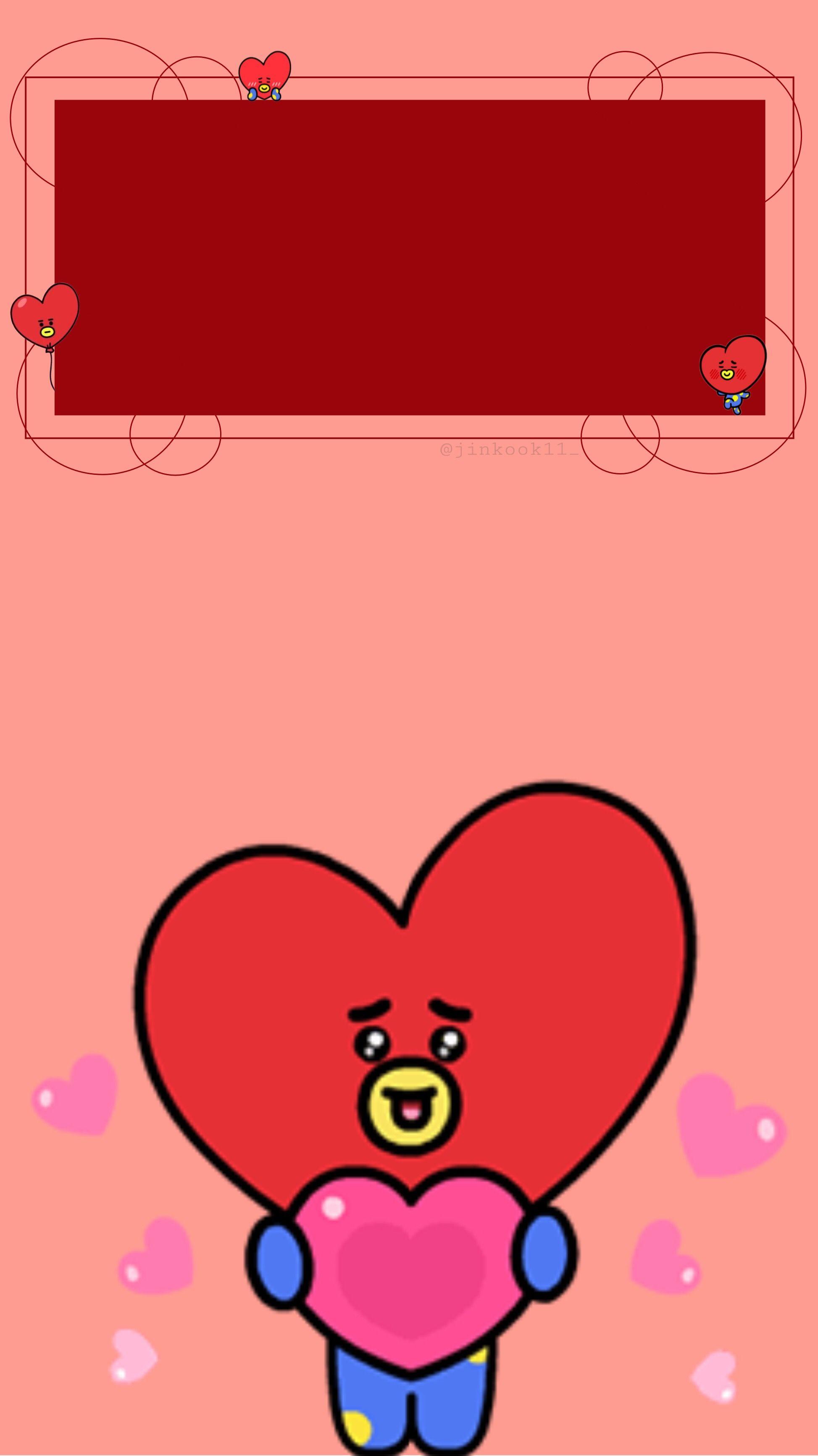 #tata #bt21 #bts #taehyung | Objek gambar, Cara menggambar, Stiker