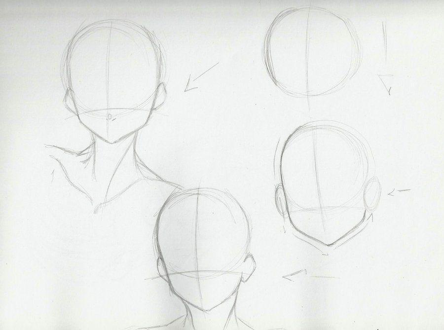 how to draw face by xXxMantrumxXxdeviantartcom on deviantART