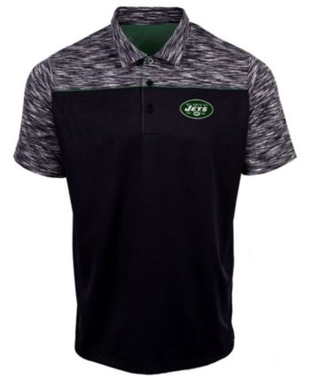 Authentic Nfl Apparel Men s New York Jets Final Play Polo - Green XL f0c9fc51b