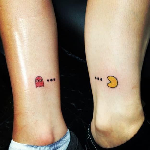 22 Tatuajes Rompemadres Para Hacerte Con Tus Mejores Amigos