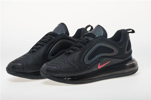 Nike Air Max 720 KPU Mens Shoes Black Red Online Sale | Nike