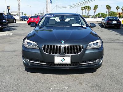 Car Brand Auctioned Bmw 5 Series 528i 528 I 5 Series Low Miles 4