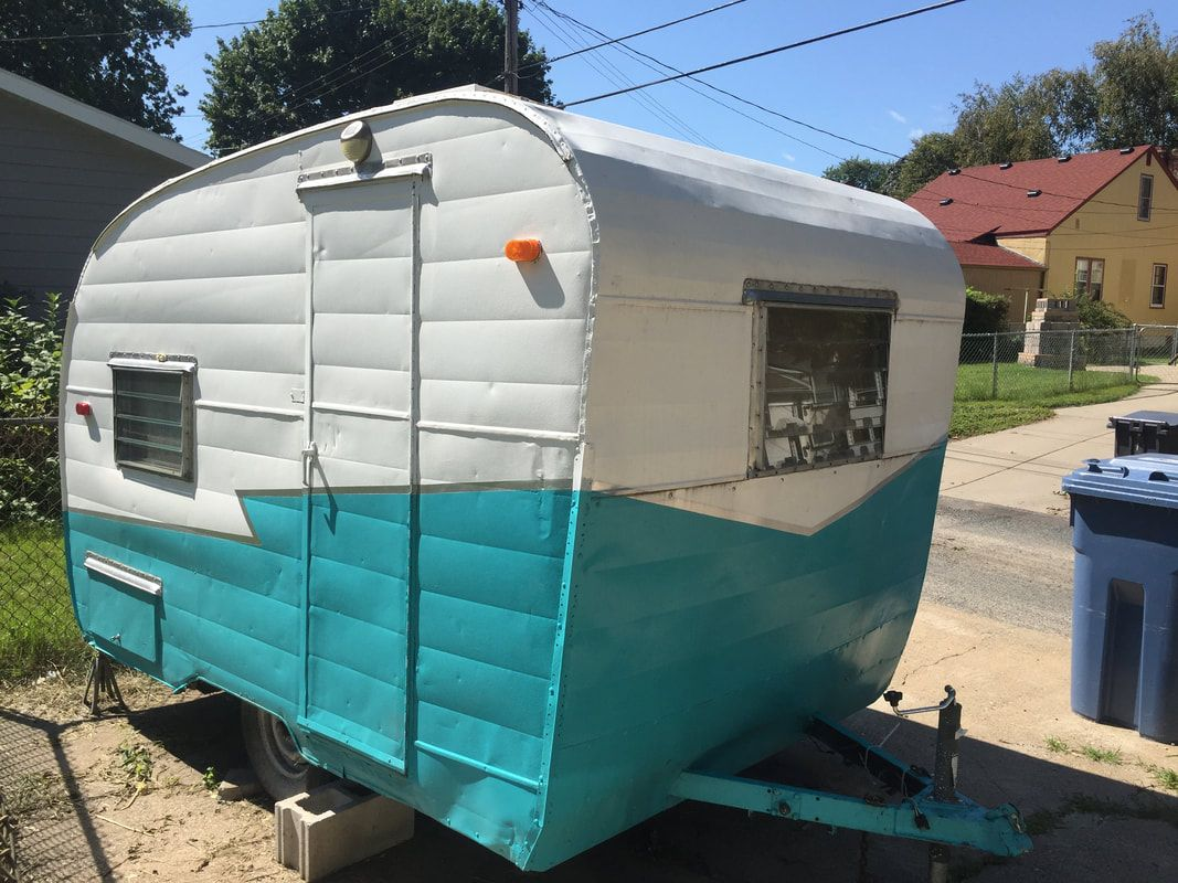 Campers For Sale In Mn >> 1962 Shasta 2 500 Asking Price Located In North