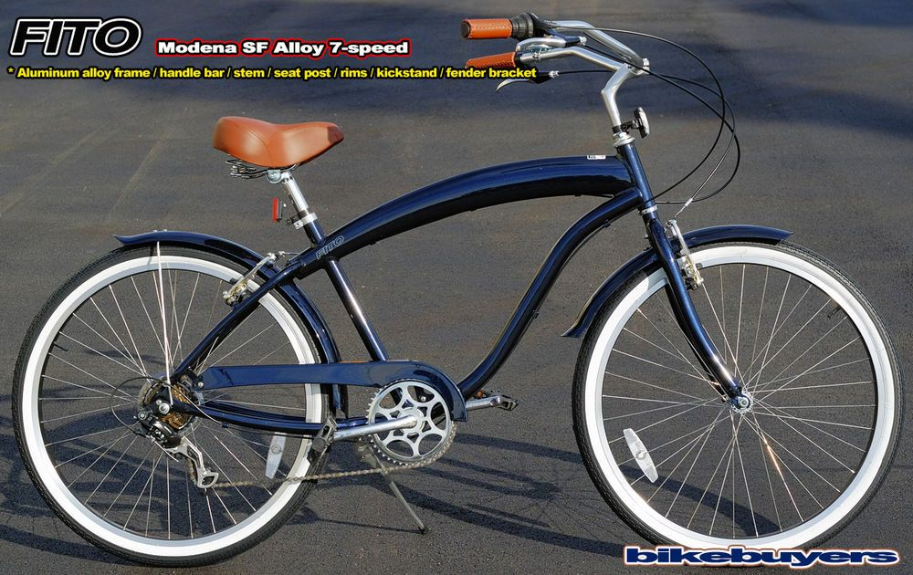 Aluminum Frame, Fito Modena SF Alloy 7-speed Man\'s 26\