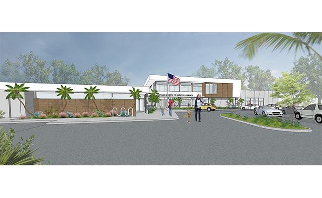 Humane Society Of Sarasota County Expansion Leader Design Studio