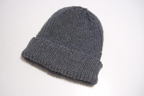 Favorite Ribbed Hat For Straight Needles Knit Beanie Pattern Knitting Patterns Free Hats Mens Hat Knitting Pattern