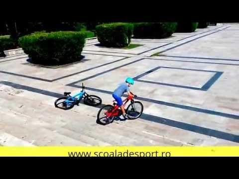 Curs MTB (mountain biking) copii Sever face progrese la cursul de MTB! #mtb #scoaladesport #instructor #cursuri #bicicleta #copii http://scoaladesport.ro/mtb-skills-tips-and-tricks-mountain-biking/