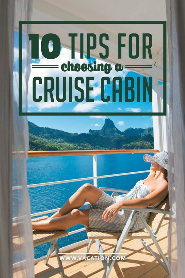 Tips For Choosing The Best Cruise Cabin For Your Budget - Best cruise ship for honeymoon