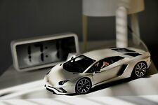 Autoart Lamborghini Aventador S 1:18 Balloon White / Pearl White 79131 #lamborghiniaventador