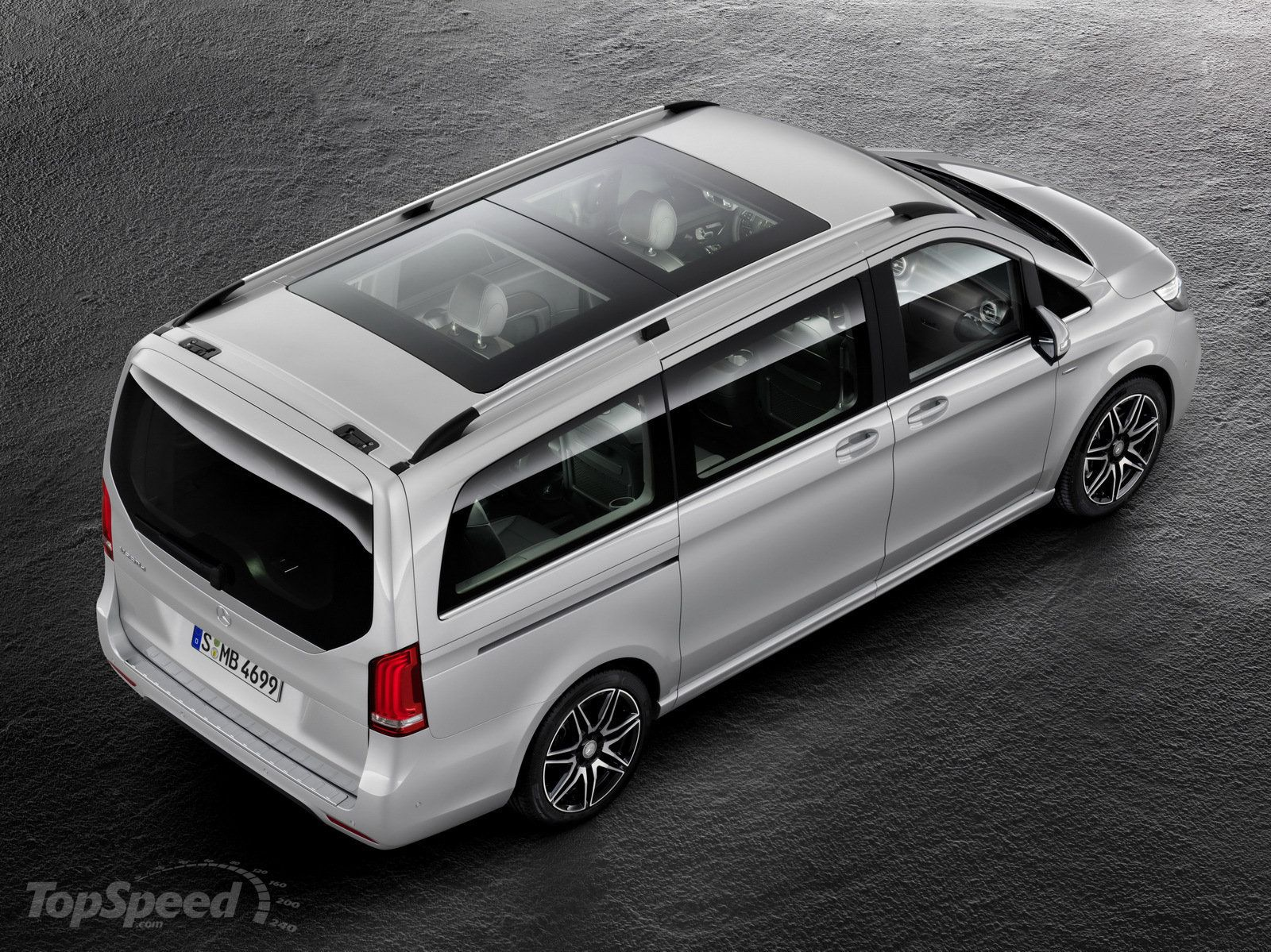 Mercedes v class gets full treatment from carlex design - 2016 Mercedes Benz V Class Amg Line Picture Doc643488