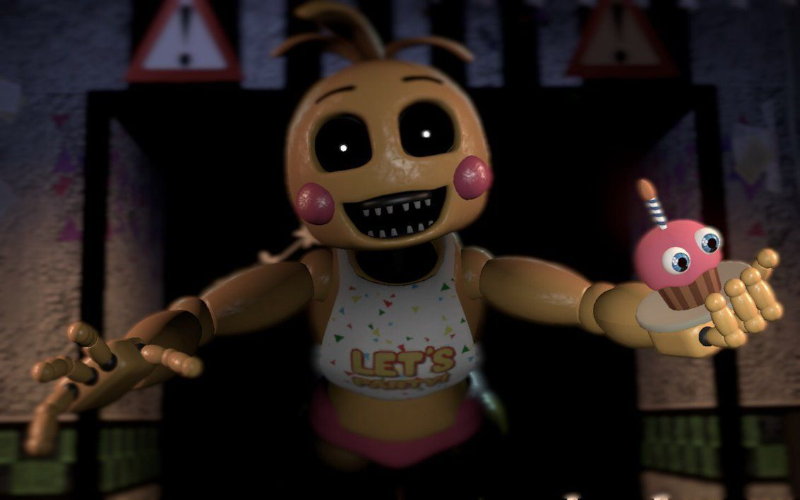 Toy Chica Jumpscare Remake New Gmod Map By AndyDatRaginPyro On - Florida map gmod