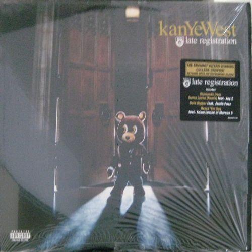 Kanye West Late Registration Late Registration Kanye West Kanye