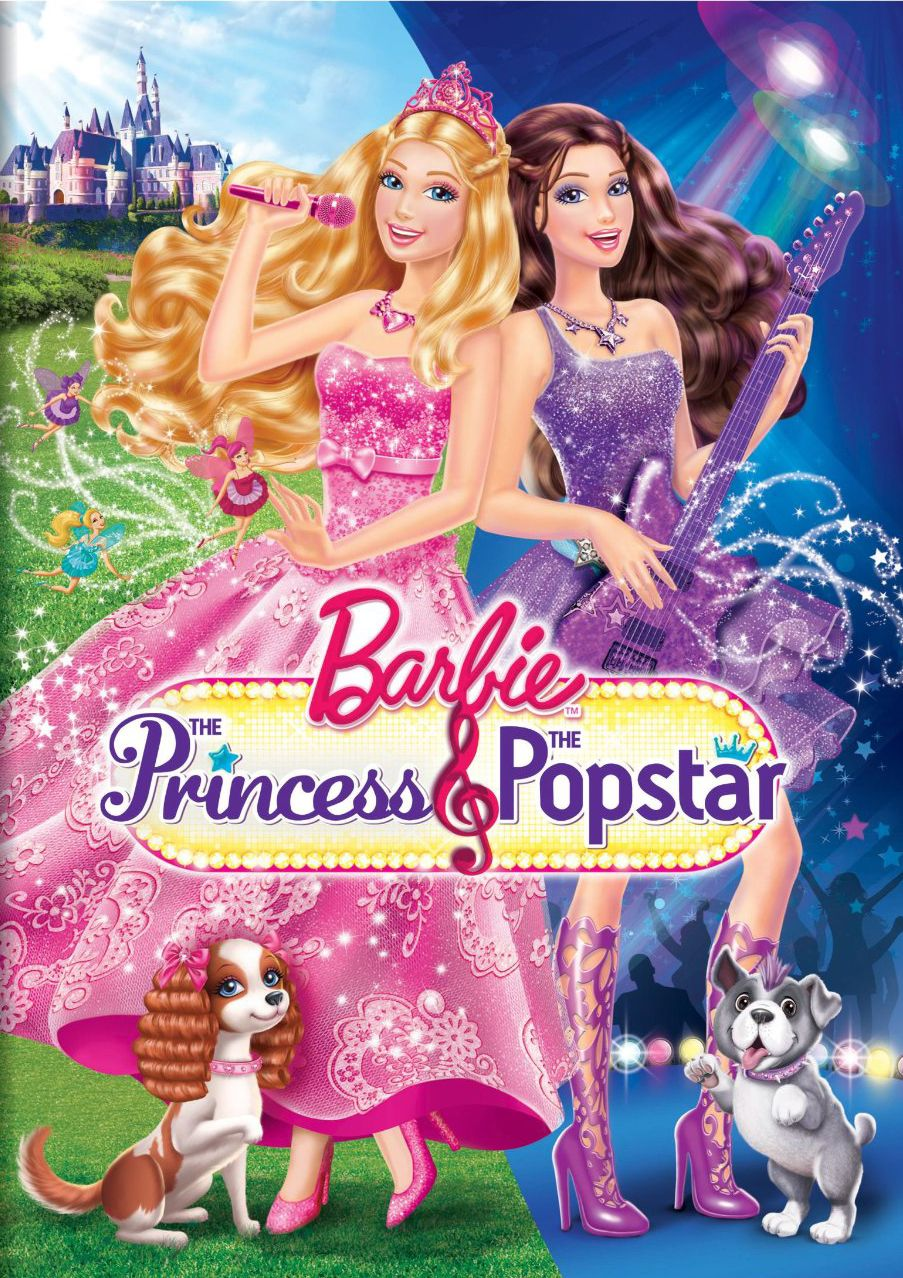 Barbie Rapunzel   Shes the wedding version, but Ive