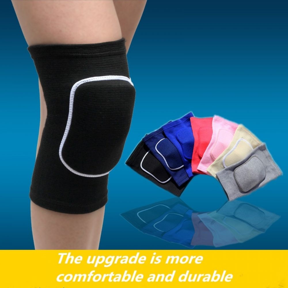 1 pcs football knee pad volleyball knee pads knee support