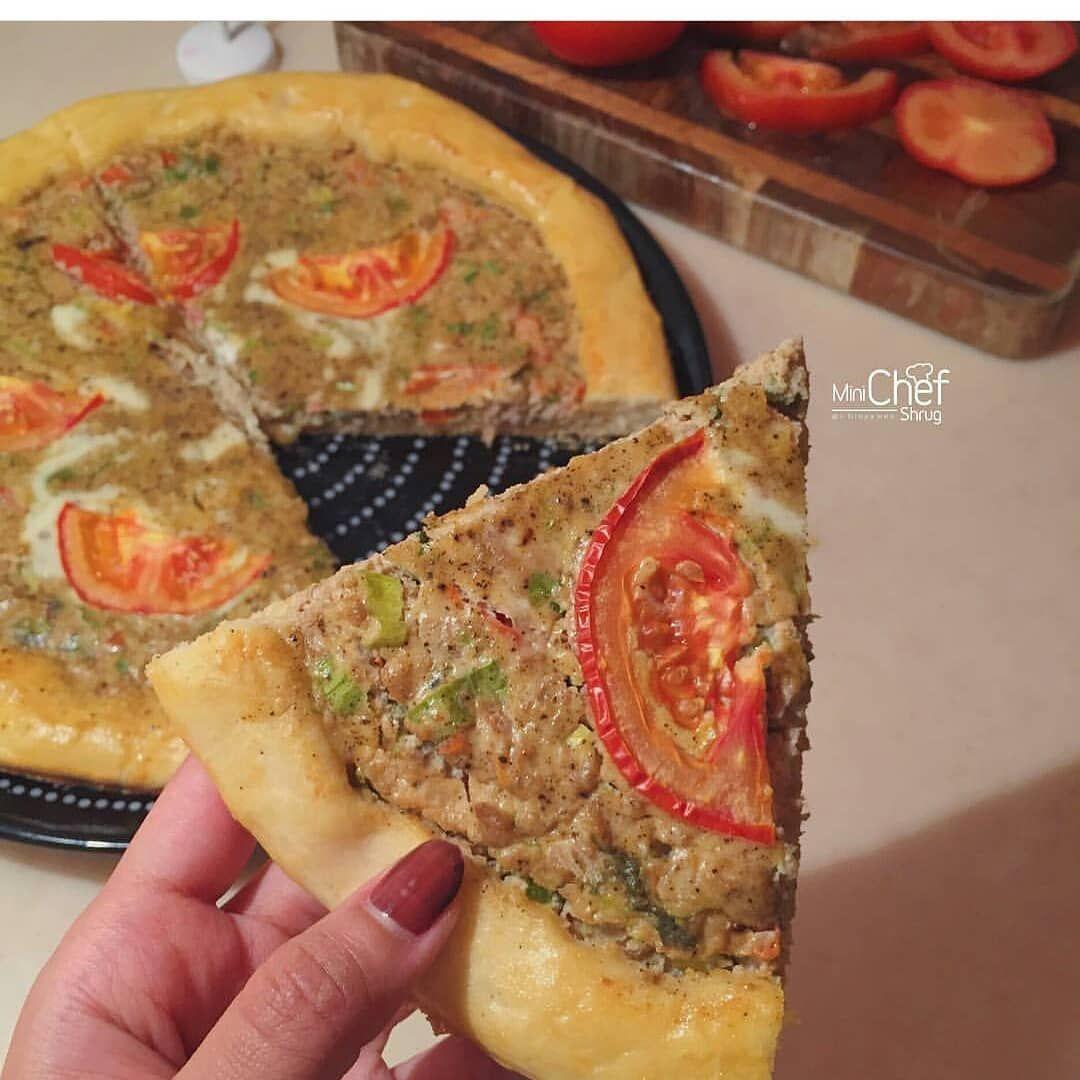 Chef Aseel On Instagram عيش باللحم من حساب الجميله S Binyamen طريقه الحشوه شوحت ٤فصوص ثوم مع زيت زيتون الين Food Arabic Food Recipes