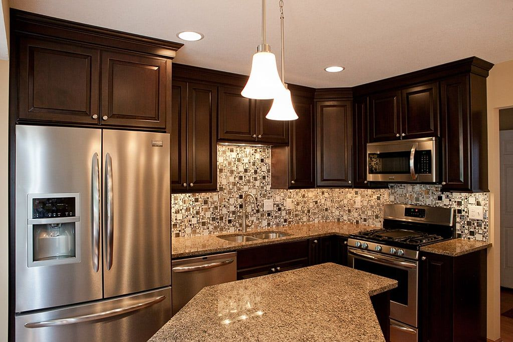 Remodeled Kitchen After Picture U2013 Shakopee, Minnesota Home