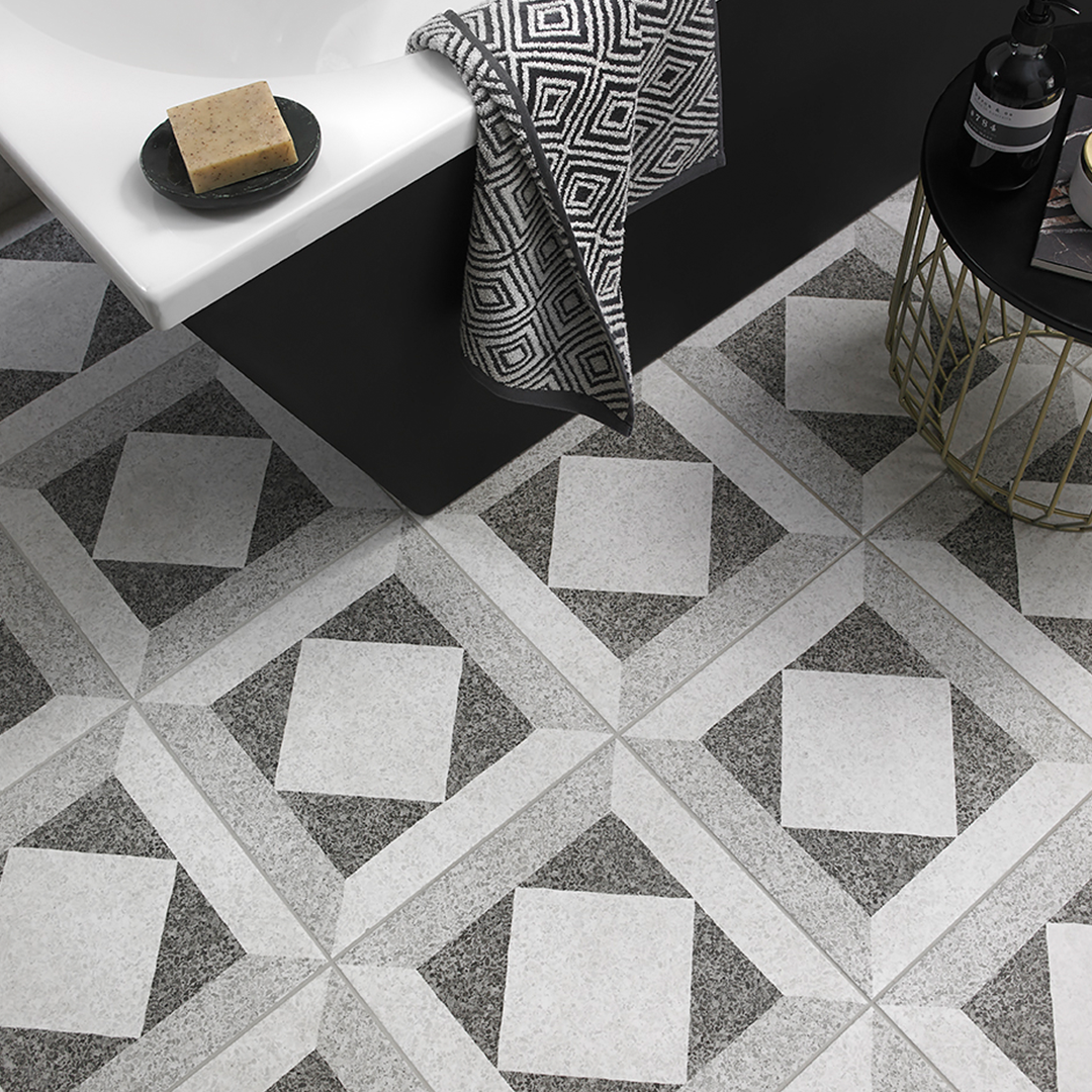 An Intricate Terrazzo Inspired Look Our Conglomerate Range