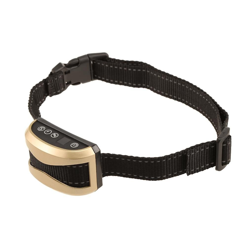 Usb Charging Anti Bark Shock Collar Dog Training Collars Amvaal