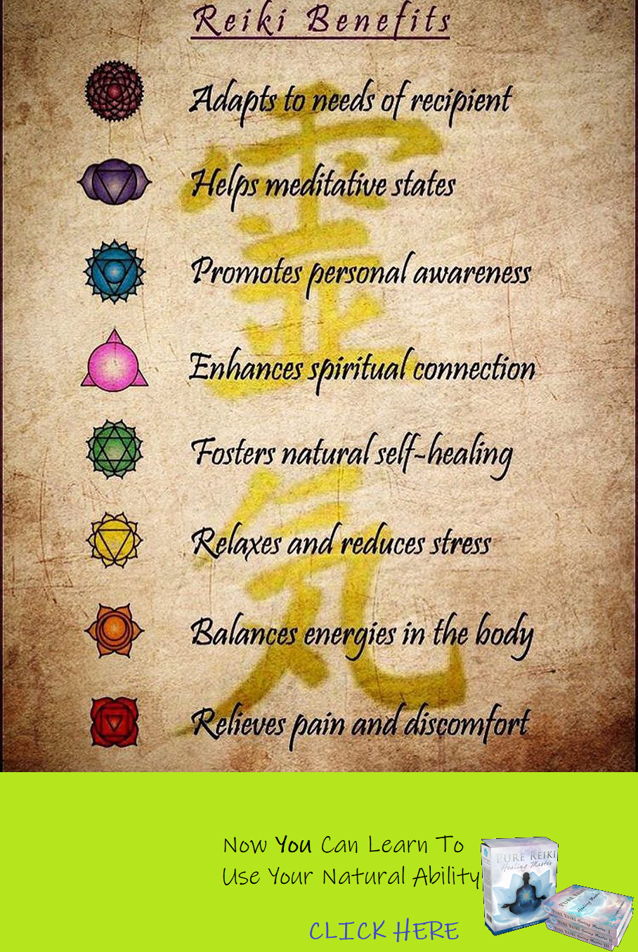 What Is Reiki? It is basically spiritual guided life force energy  A