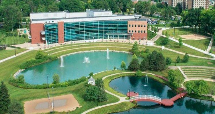 Emu Student Center Eastern Michigan University Eastern